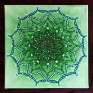 mandala-hartchakra-groen-esoterisch-sanskriet