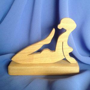 sculptuur-hout-hart-liefde