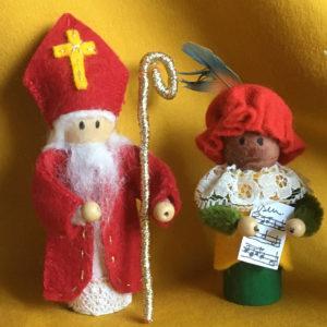 Sinterklaas-5december-kegelpopjes-pegdolls-zingen-muziek-