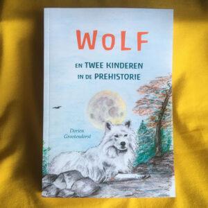 Wolf-2-prehistorie-leesboek-kinderboek-stenentijdperk-kinderboekenweek