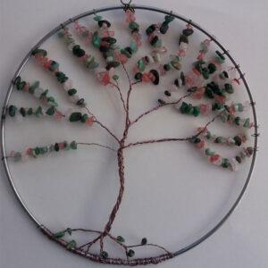 raamhanger-rozenkwarts-edelsteentjes-cherrykwarts-zoisite-levensboom