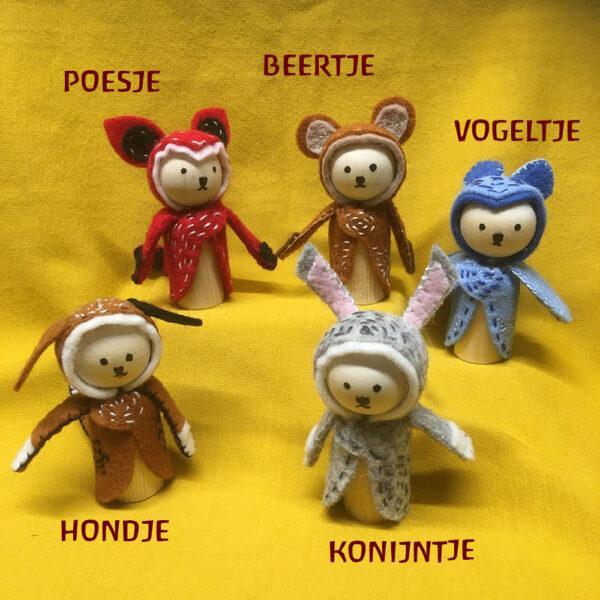 Lieve-diertjes-Beertje-2-pegdoll--kegelpopje